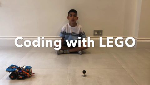 Coding With Lego
