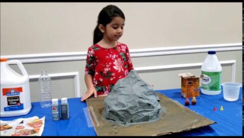 Eva's Volcano