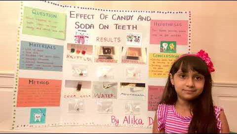 Effect Of Candy And Soda On Our Teeth