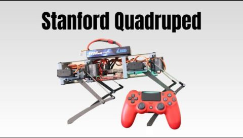 Global STEM Festival 2020 Quadruped Robotics