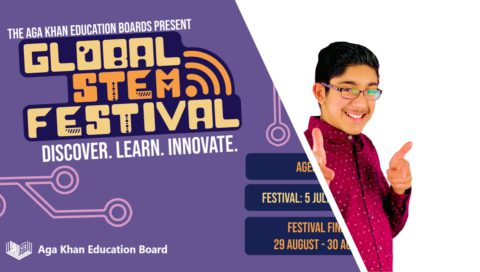 Global STEM Festival | Arqish Minhas