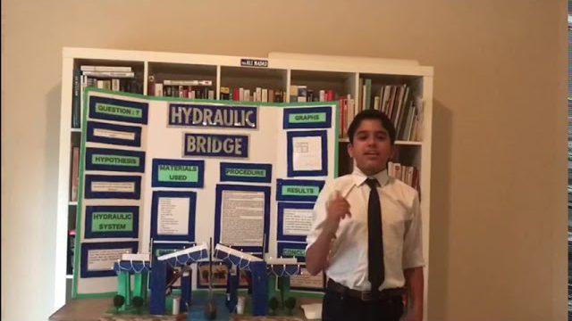 Ayaan Surani Hydraulic Bridge