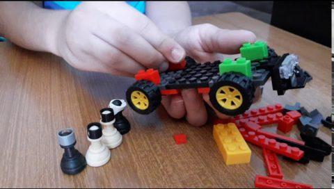 بناء الأشياء STEM Building Things
