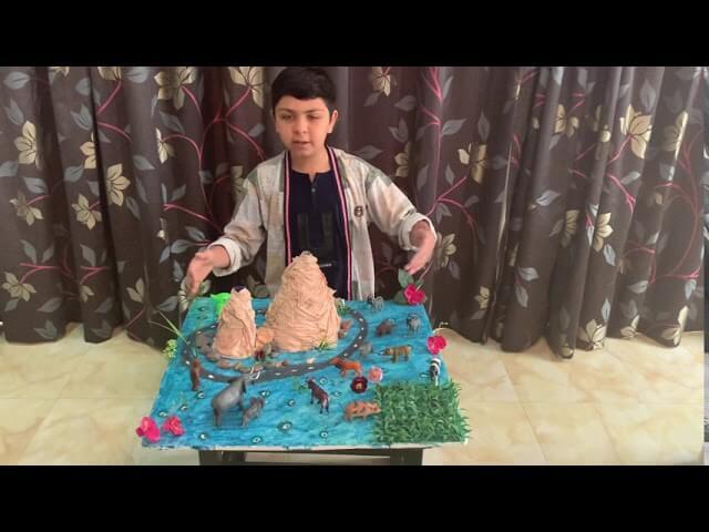 How To Make A Artificial Volcano (Diy)