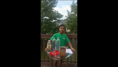 Arhaan'S Science Experiment