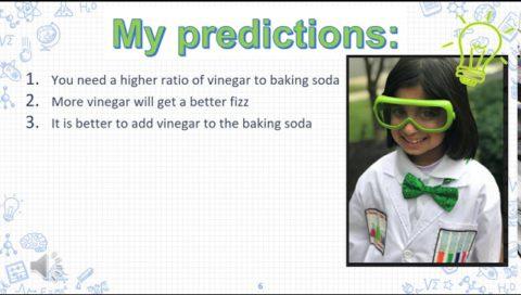 Explosive Volcanoes - A Tale Of Baking Soda And Vinegar!