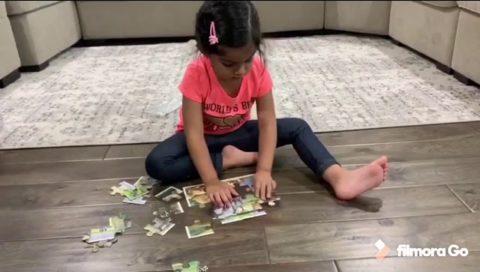 Aliza Complex Puzzle Solving STEM Skills