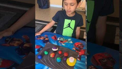 Our Planets And Space By Maahir