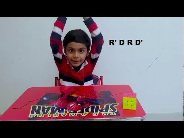 Mikhail Sundrani - 2*2 Rubik'S Cube
