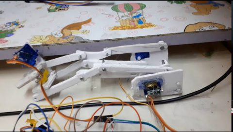 Arduino Projects For Kids : Robotic Arm