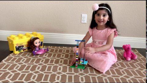 Lego Pulley - STEM