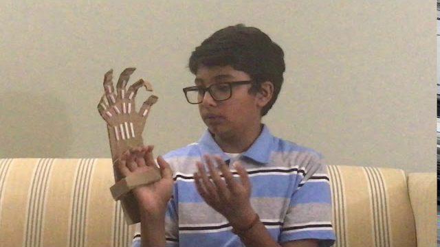 Simple Robotic Arm