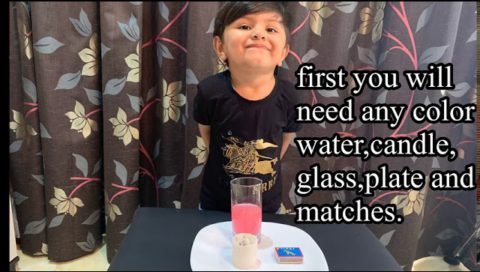 Science Water Experiments