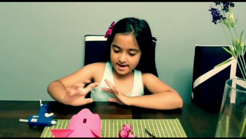 Recycling A Plastic Bottle Into A Piggy Bank