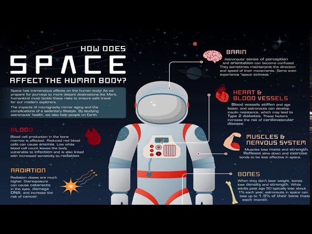 Impact Of Space On Human Body