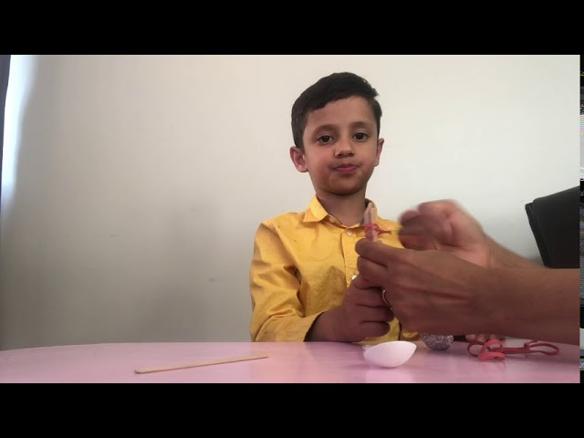 Experiment With Elastic Property