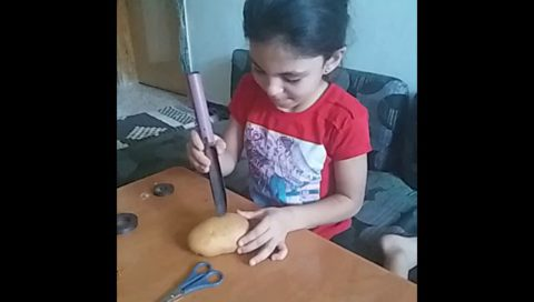 Creating Electricity With A Potato