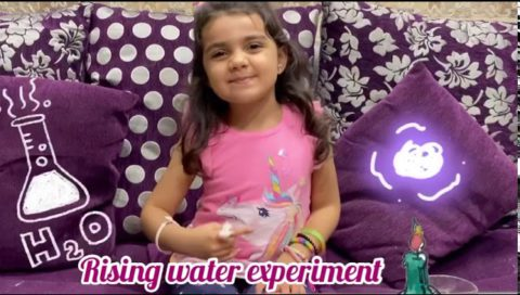 Rising Water Experiment