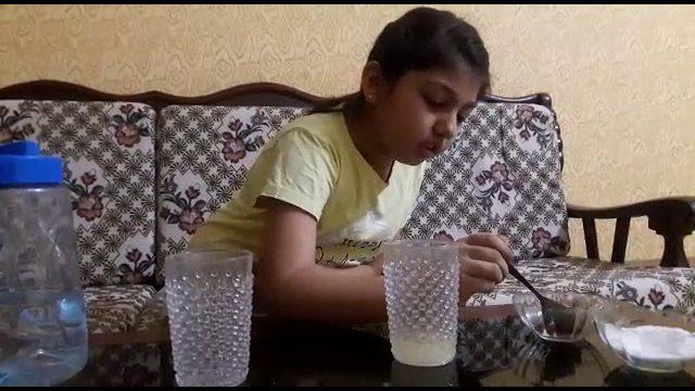 Density Of Water By Anaisha Jessa