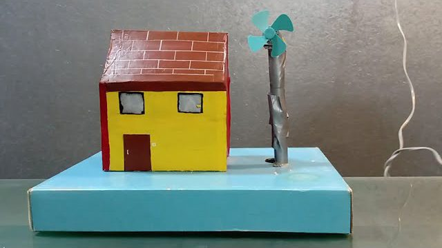 Easy Project On Green Energy