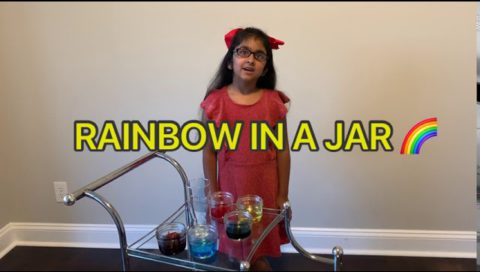 Amyra Science Experiment