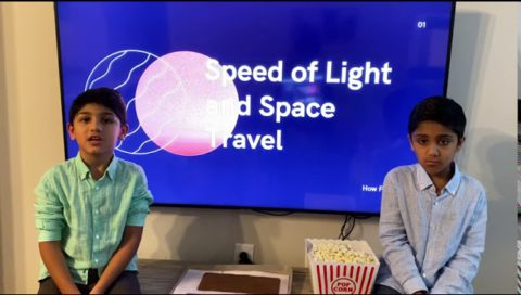 Speed Of Light And Space Travel