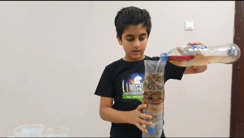 Water Filter By Shayaan Samir Khoja