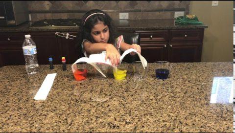 Liyana Walking Water Experiment