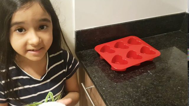 From Waste To Useful; Making A New Soap At Home Out Of Soap Slivers That Go Wasted - By Zohha Hirani