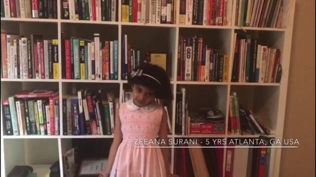 Zeeana Surani Potato Clock