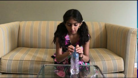 Baking Soda And Vinegar Balloon