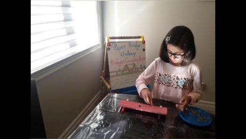 Building Material: Paper Bridge Challenge - Bridges Connecting People
