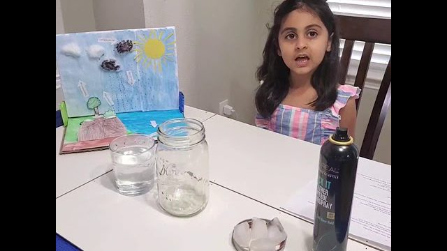 Experiments Explaining The Water Cycle