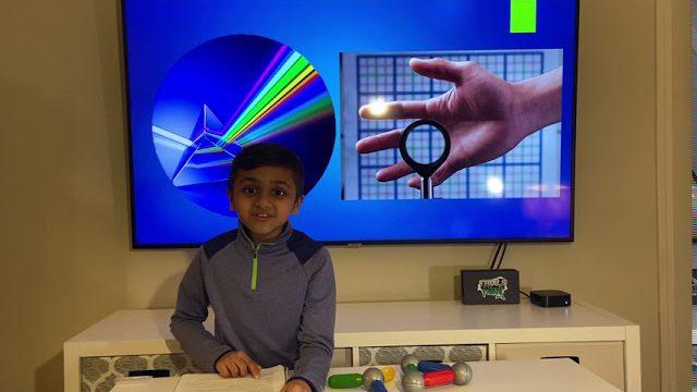 Alyzain Nanotechnology STEM Video