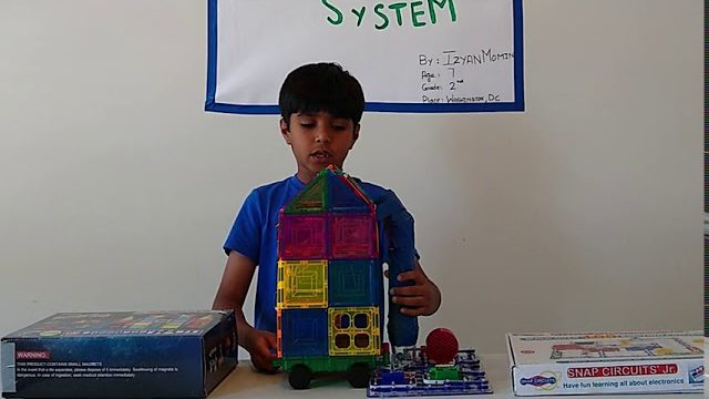 Earthquake Alert System By Izyan Momin